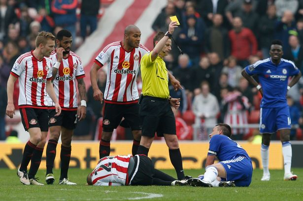 Sunderland-v-Chelsea